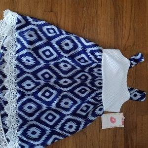Girls Size 5 Spring/Summer Dress